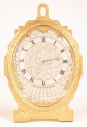 Cole strut timepiece