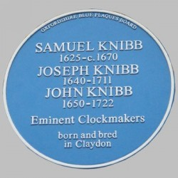 Knibb Clockmakers