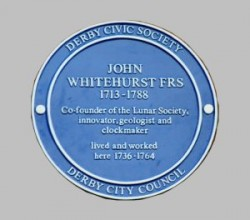 Whitehurst plaque