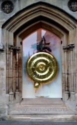 chronophage clock