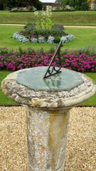 Canons Ashby Sundial